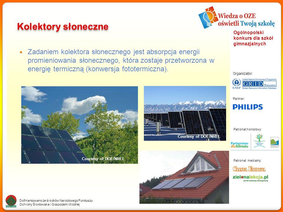 Partner: Organizator: Patronat medialny: Patronat honorowy: Dofinansowano ze środków Narodowego Funduszu Ochrony Środowiska i Gospodarki Wodnej Ogólnopolski konkurs dla szkół gimnazjalnych Energia biomasy Energia promieniowania słonecznego akumulowana jest w roślinnych podczas procesów fotosyntezy.