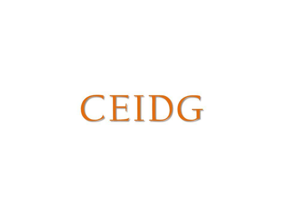 CEIDG