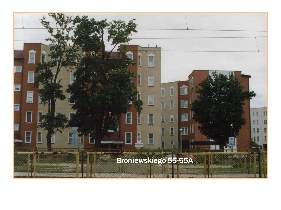Broniewskiego 55-55A