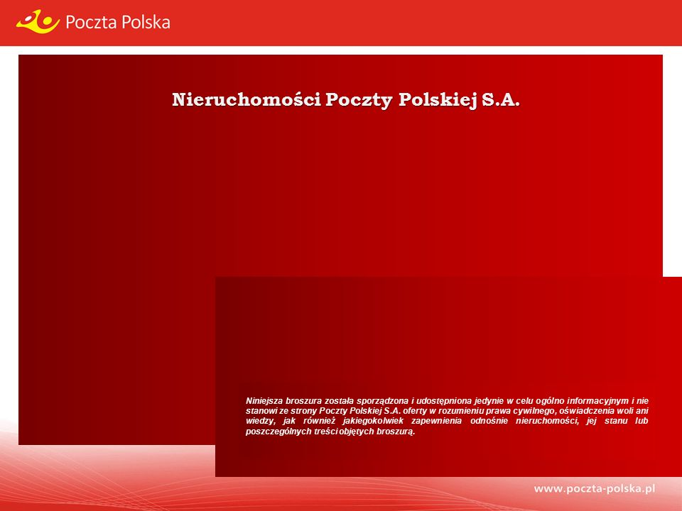 Nieruchomości Poczty Polskiej S.A.
