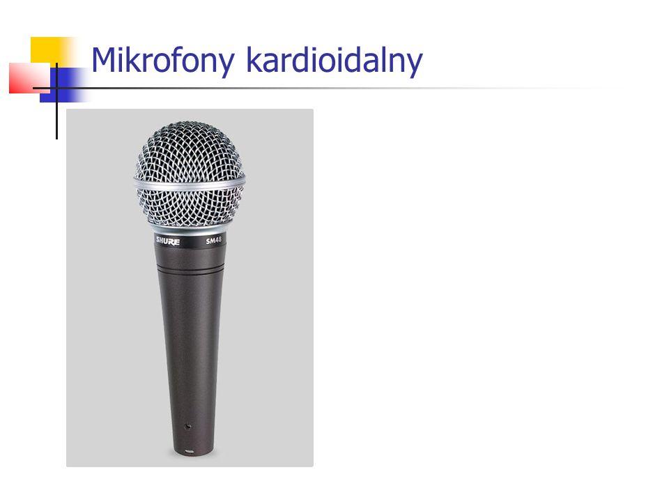 Mikrofony kardioidalny