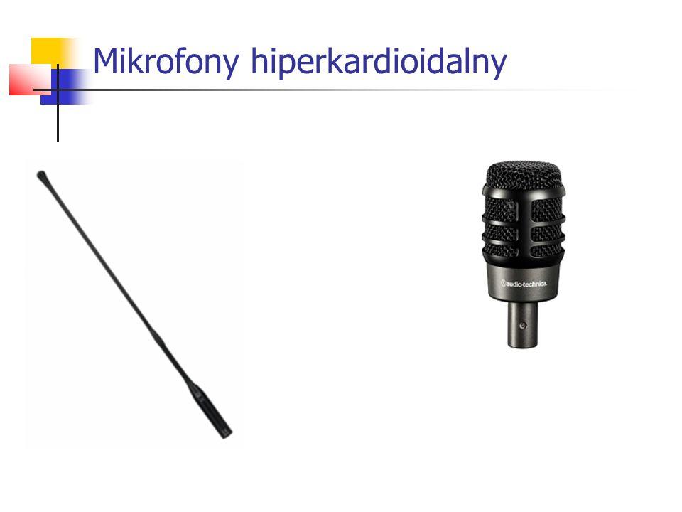 Mikrofony hiperkardioidalny