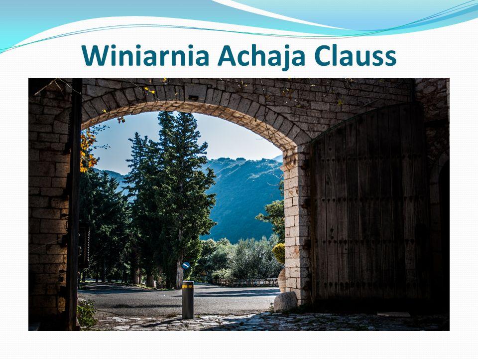 Winiarnia Achaja Clauss
