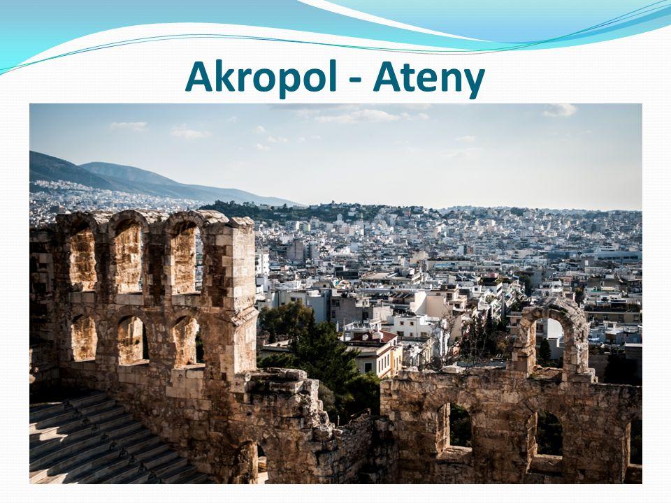 Akropol - Ateny