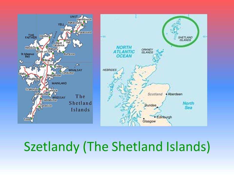 Szetlandy (The Shetland Islands)