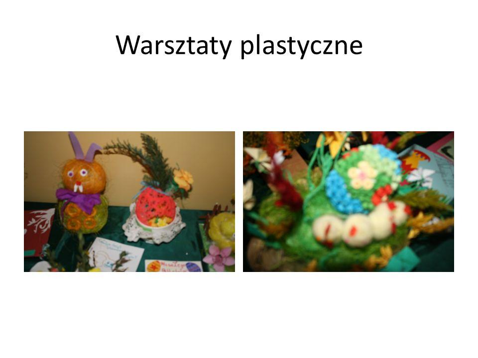 Różnorodne techniki plastyczne Wykorzystanie materiałów przyrodniczych w plastyce