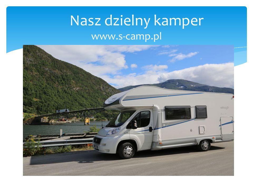 Nasz dzielny kamper www.s-camp.pl