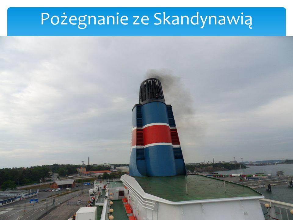 Pożegnanie ze Skandynawią