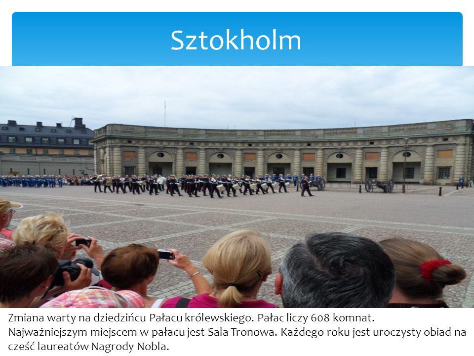 Sztokholm Okręt Waza w najpopularniejszym muzeum w Sztokholmie.
