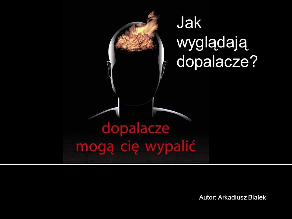 Autor: Arkadiusz Białek zajęcia na godz.wych.