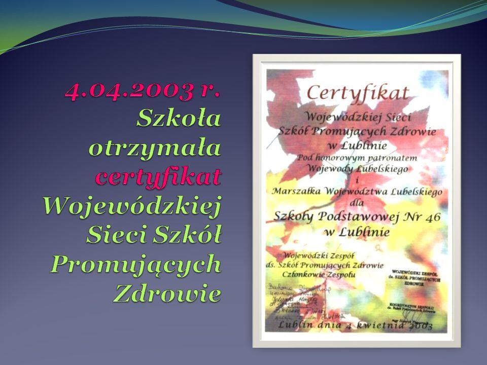 Opracowanie układu – nauczyciele wf Termin prezentacji -21 maja 2013 r