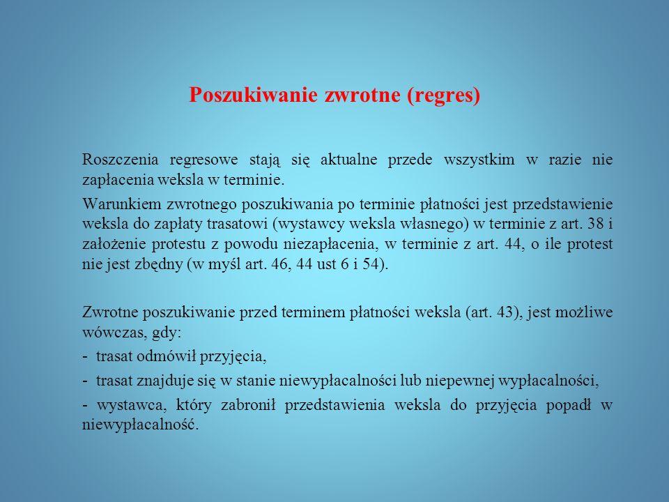 Indos Zarzuty osobiste (subiektywne): - są to zarzuty odnoszące się do porozumienia dłużnika z wierzycielem co do celu wystawienia weksla czy dokonania innej czynności wekslowej, - niezwiązane z porozumieniem określającym cel zaciągniętego zobowiązania wekslowego.