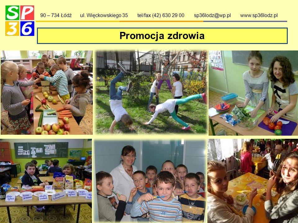 Promocja zdrowia 90 – 734 Łódź ul.