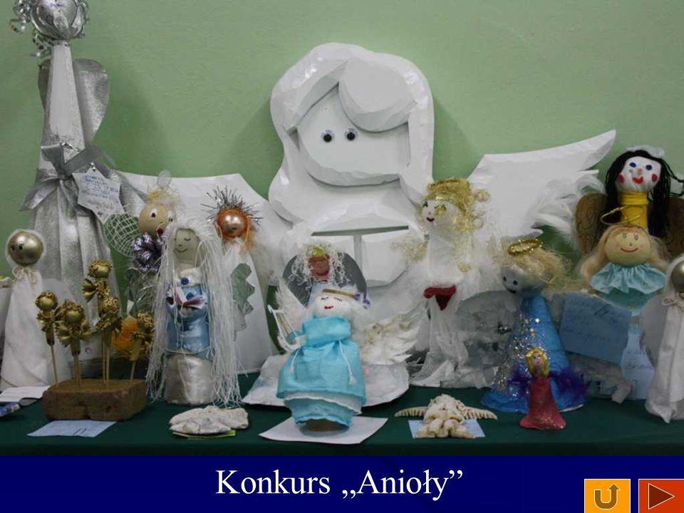 """Konkurs """"Anioły"""