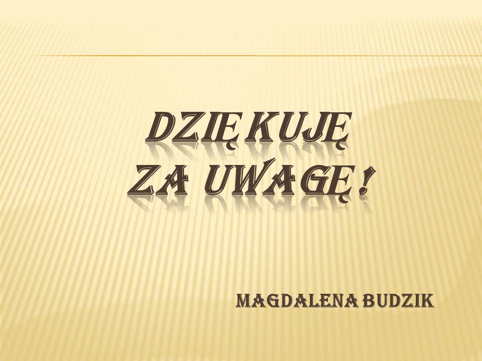 Magdalena Budzik