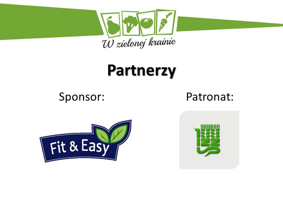 Partnerzy Patronat:Sponsor: