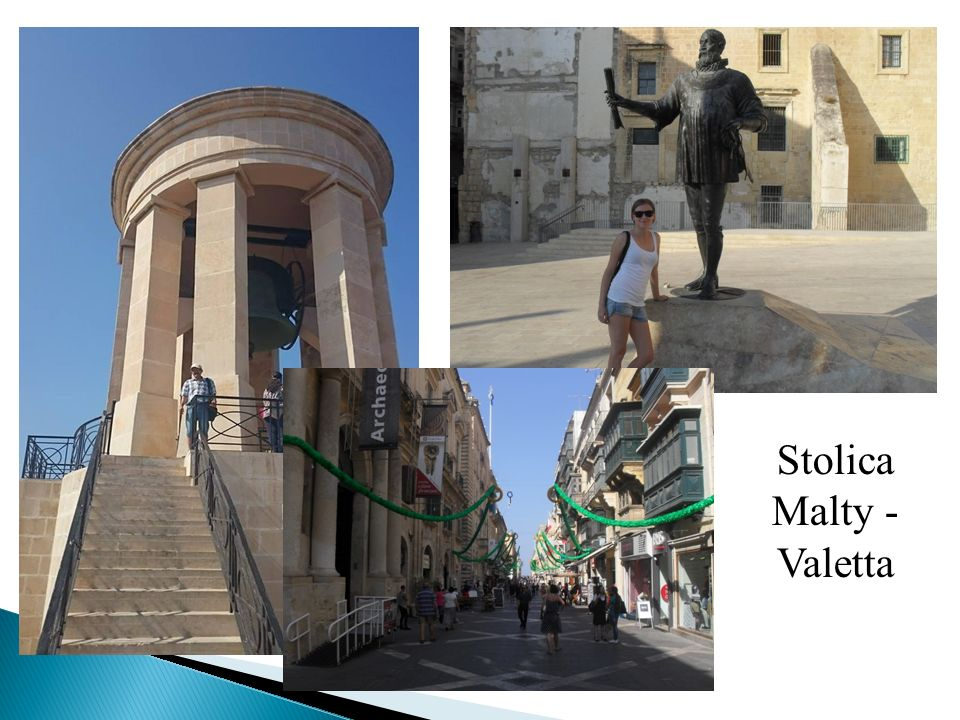 Stolica Malty - Valetta