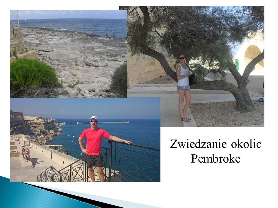 Zwiedzanie okolic Pembroke