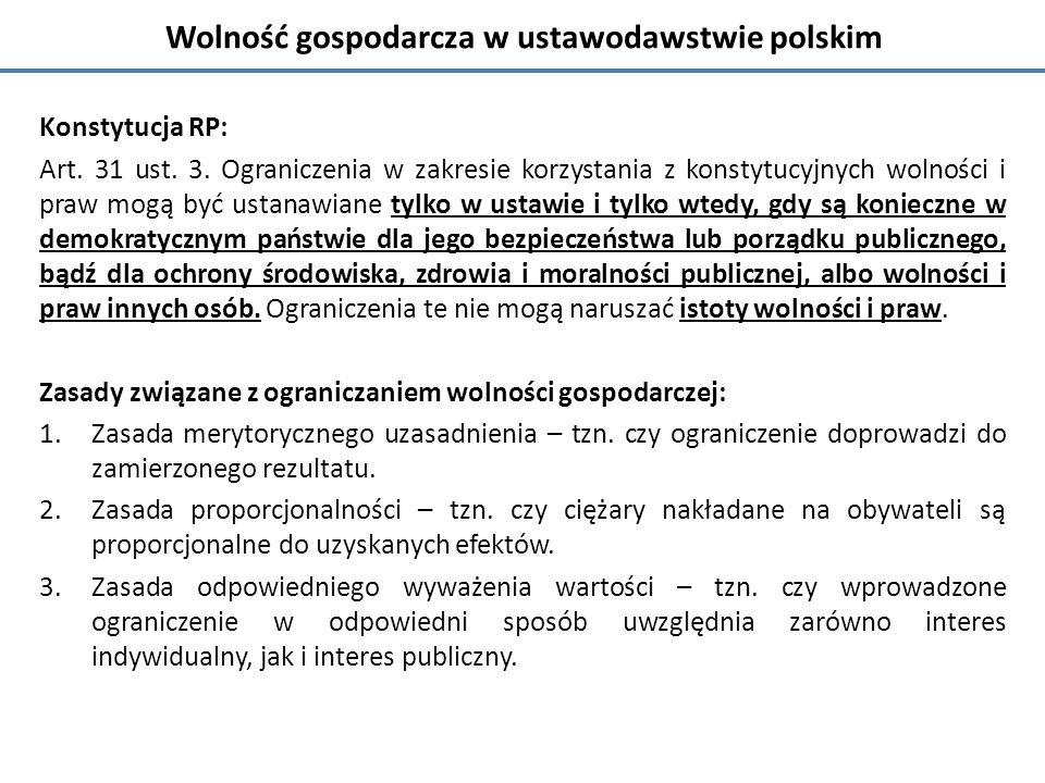 Konstytucja RP: Art.31 ust. 3.