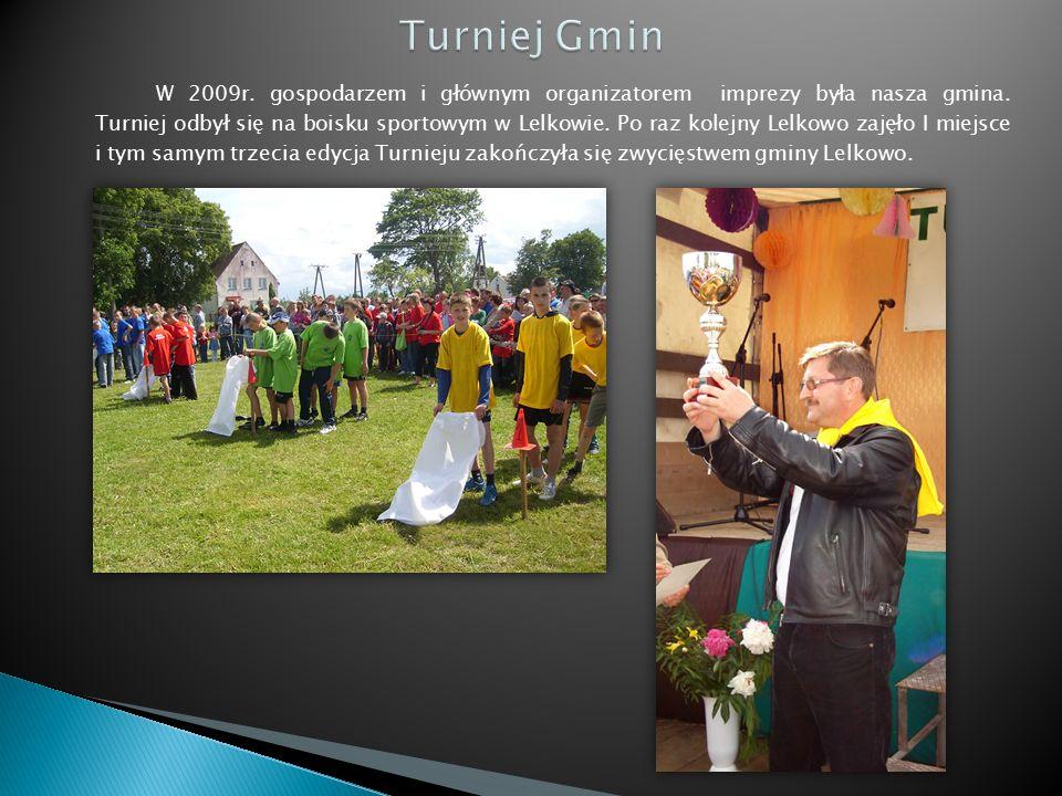 W 2009r.gospodarzem i głównym organizatorem imprezy była nasza gmina.