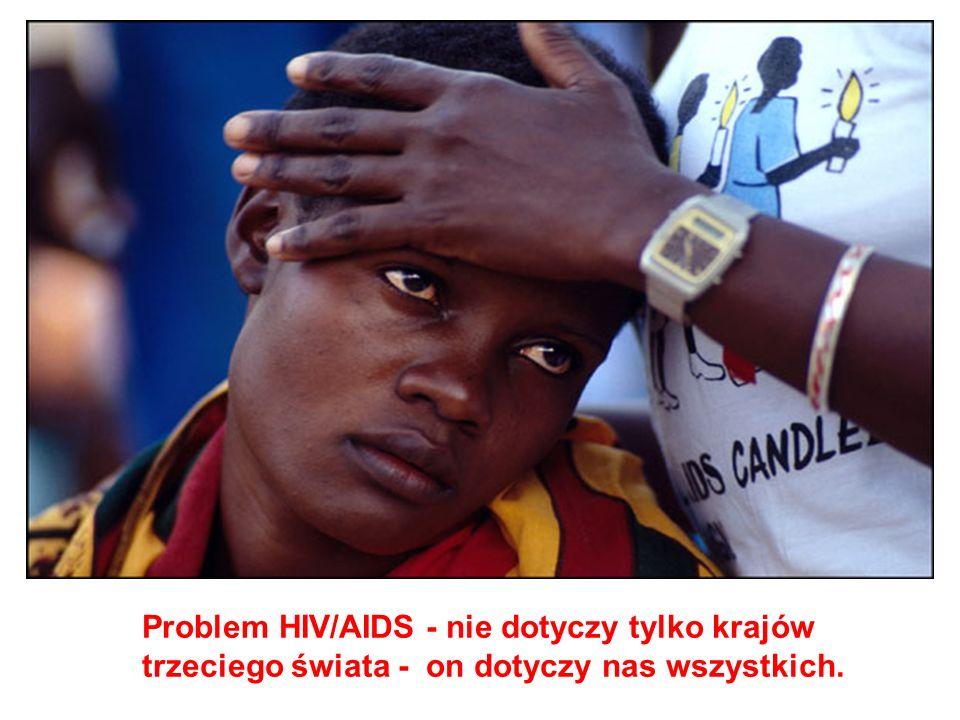 HIV i AIDS we współczesnym świecie.
