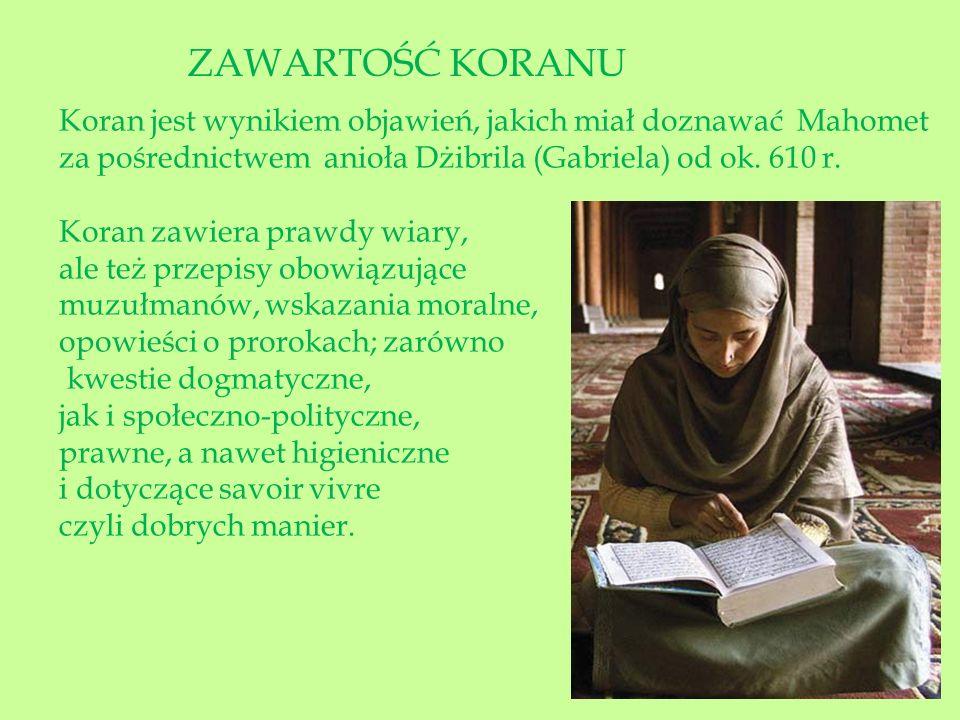 Na pamiątkę objawienia Koranu muzułmanie w duchu wdzięczności przeżywają miesiąc postu – Ramadan, w czasie którego należy przeczytać cały Koran