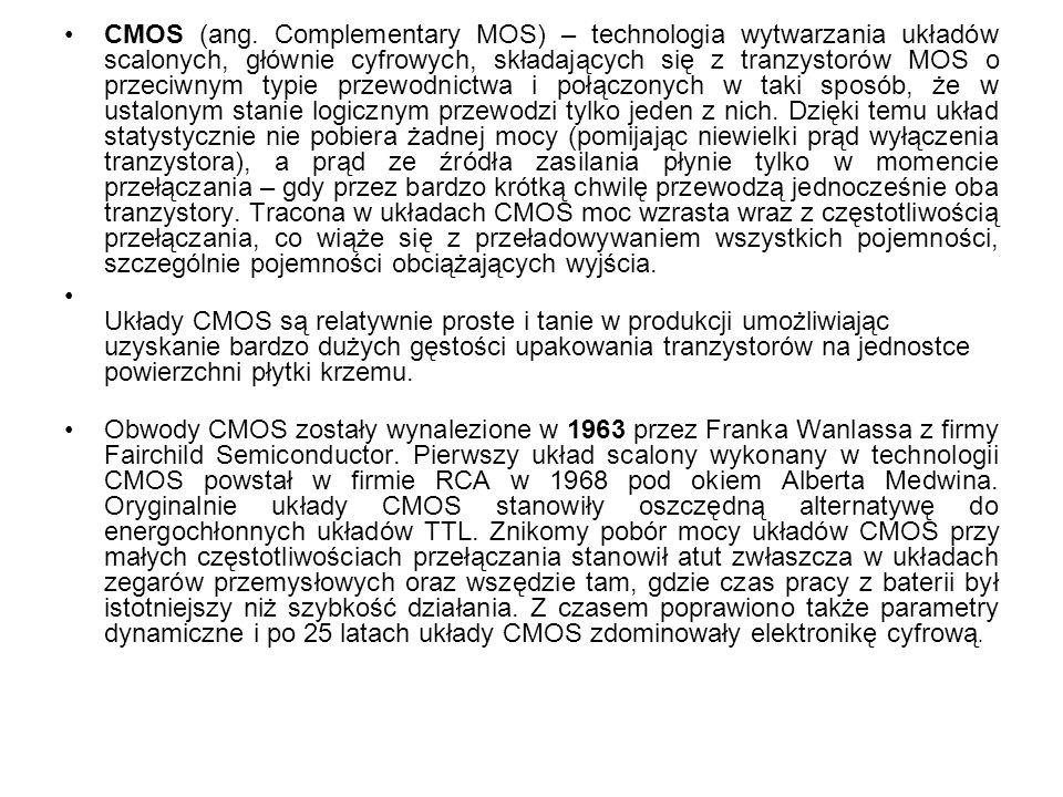 CMOS (ang.