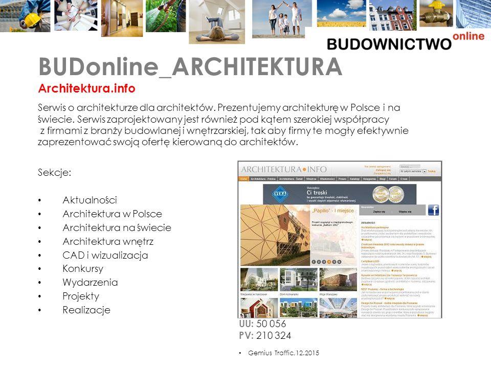 Serwis o architekturze dla architektów. Prezentujemy architekturę w Polsce i na świecie.