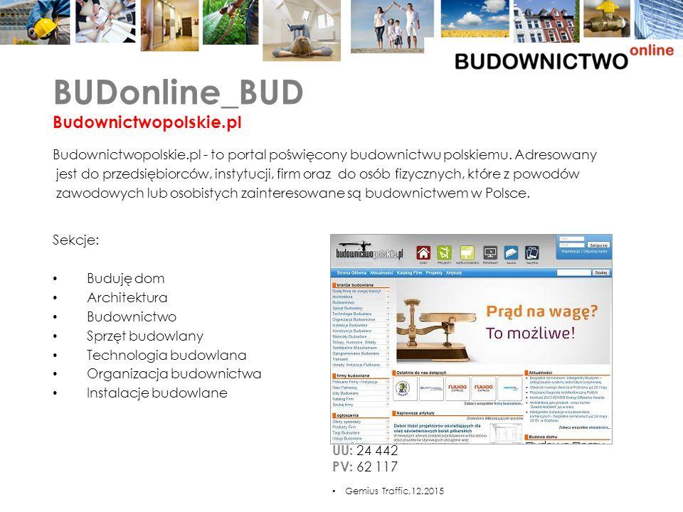 Budownictwopolskie.pl - to portal poświęcony budownictwu polskiemu.