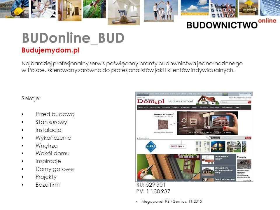 Najbardziej profesjonalny serwis poświęcony branży budownictwa jednorodzinnego w Polsce, skierowany zarówno do profesjonalistów jaki i klientów indywidualnych.