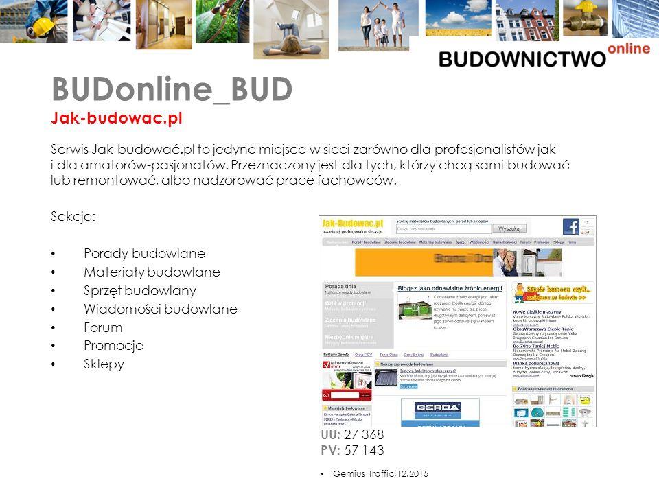 Serwis Jak-budować.pl to jedyne miejsce w sieci zarówno dla profesjonalistów jak i dla amatorów-pasjonatów.