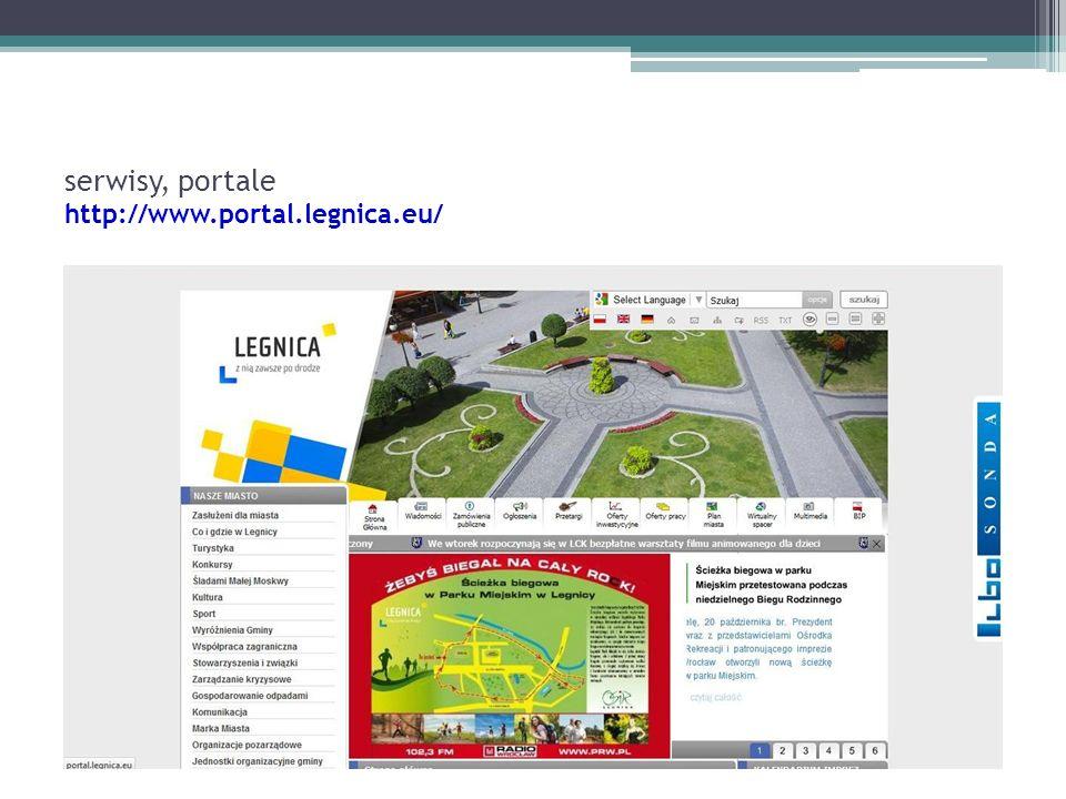serwisy, portale http://www.portal.legnica.eu/