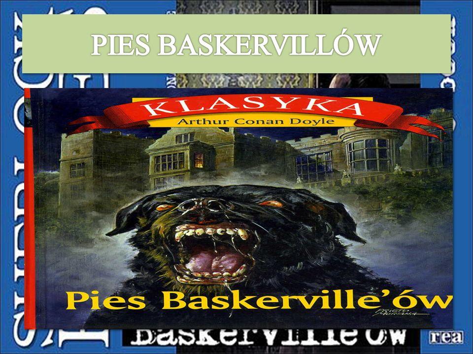 3.Pies Baskervillów to: A.powieść romantyczna B.powieść kryminalna C.powieść historyczna 4.