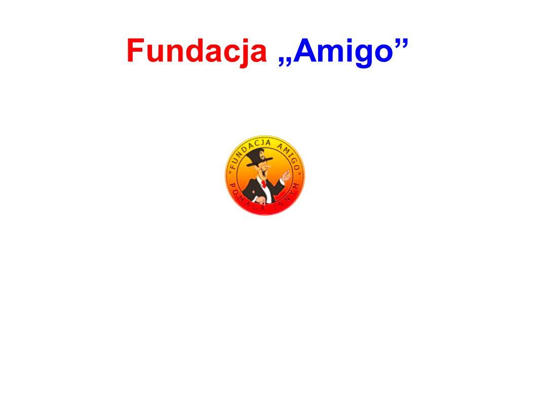 """Fundacja """"Amigo"""