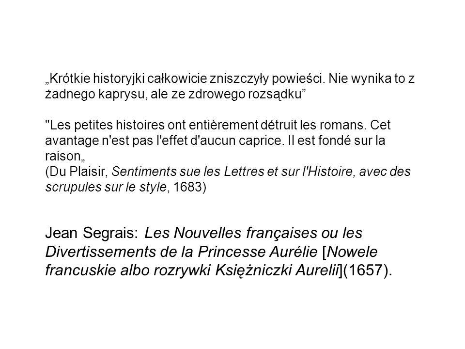 """""""Krótkie historyjki całkowicie zniszczyły powieści."""