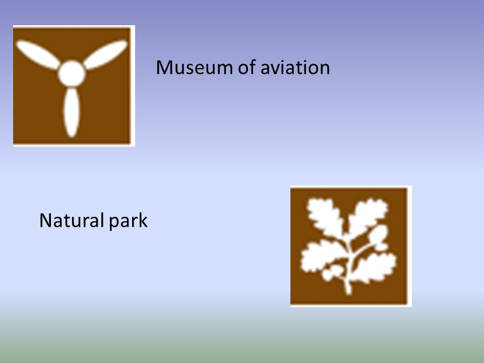 Museum of aviation Natural park