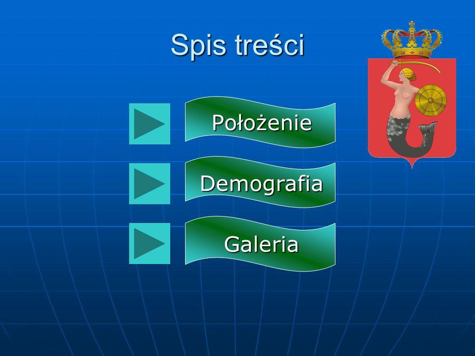 Spis treści PołożenieDemografiaGaleria