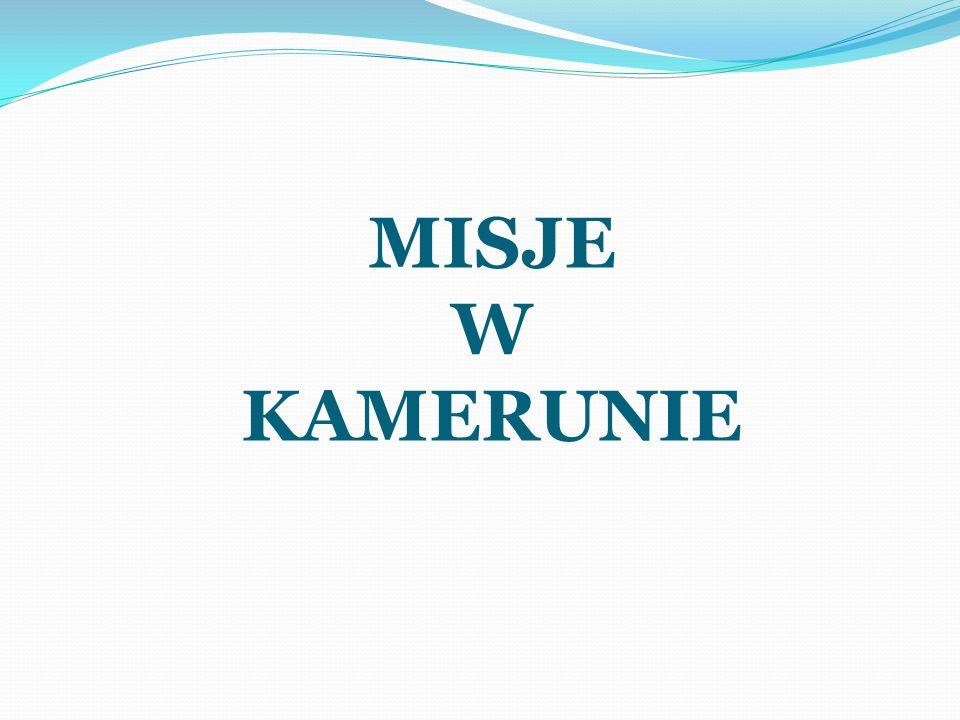 MISJE W KAMERUNIE