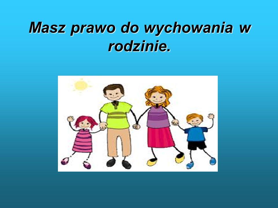 Wszystkie instytucje mają obowiązek działać dla dobra dzieci.