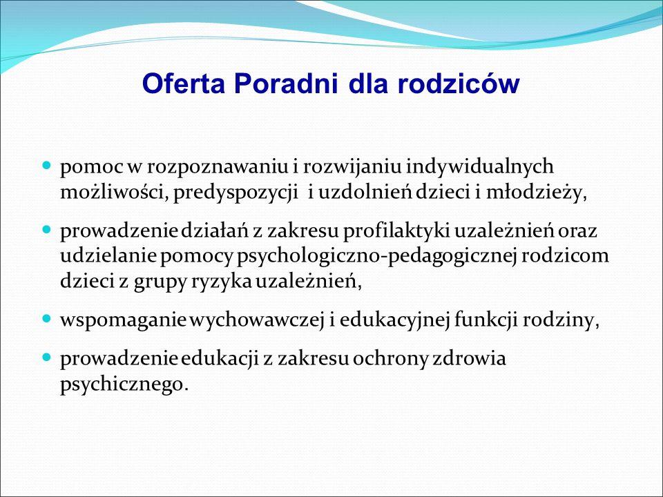 Zapraszamy! Pracownicy Poradni Psychologiczno-Pedagogicznej Nr 5 w Łodzi