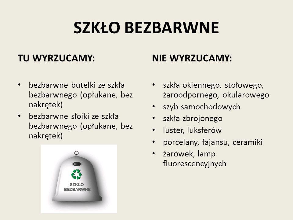 """Wszystkich zachęcamy do czynnego udziału w Akcji """"… Z NATURY SEGREGUJĘ! Koordynatorki Akcji W prezentacji zostały wykorzystane informacje ze stron internetowych: www.wtrosceonature.comwww.wtrosceonature.com, www.nfosigw.gov.pl, www.psr.pl, www.segreguje.eco.pl.www.nfosigw.gov.plwww.psr.plwww.segreguje.eco.pl"""