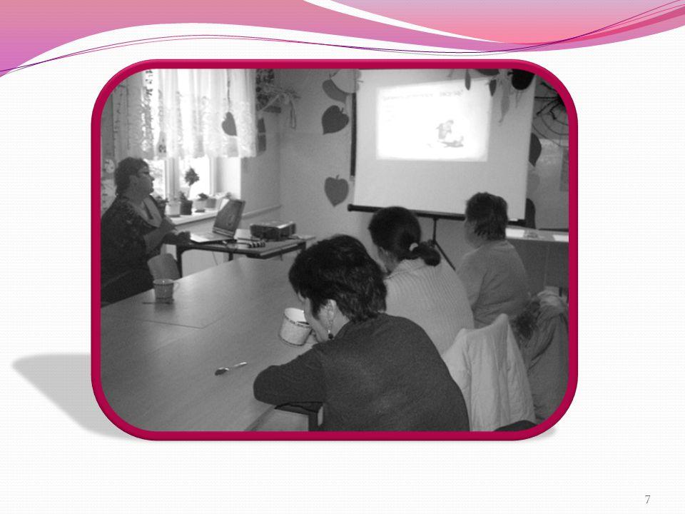 Warsztaty dla uczniów i rodziców. 8