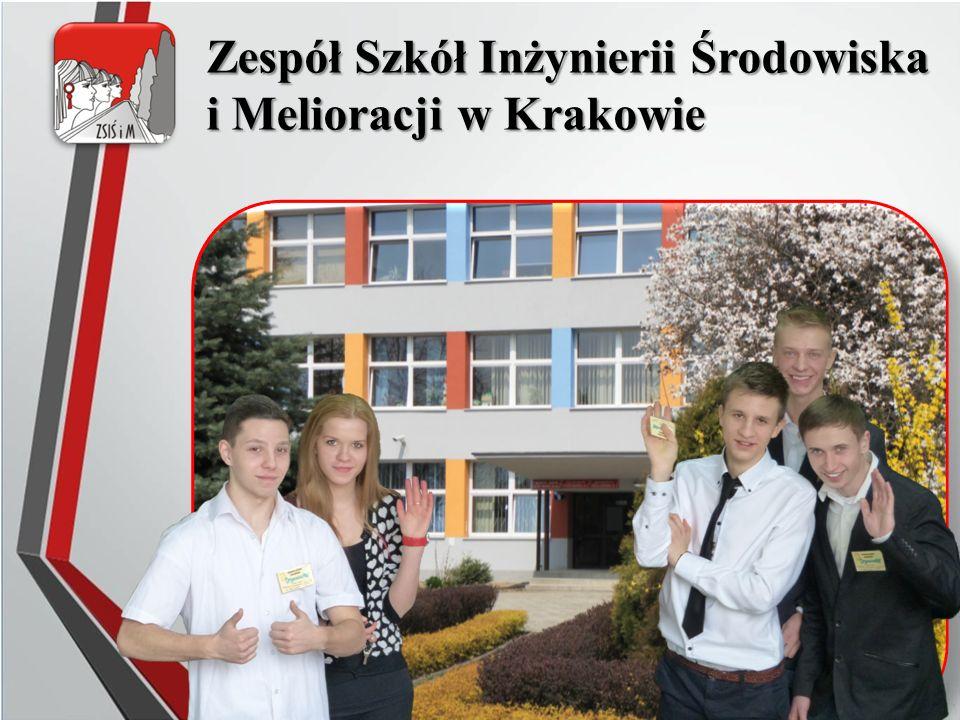 Zespół Szkół Inżynierii Środowiska i Melioracji w Krakowie