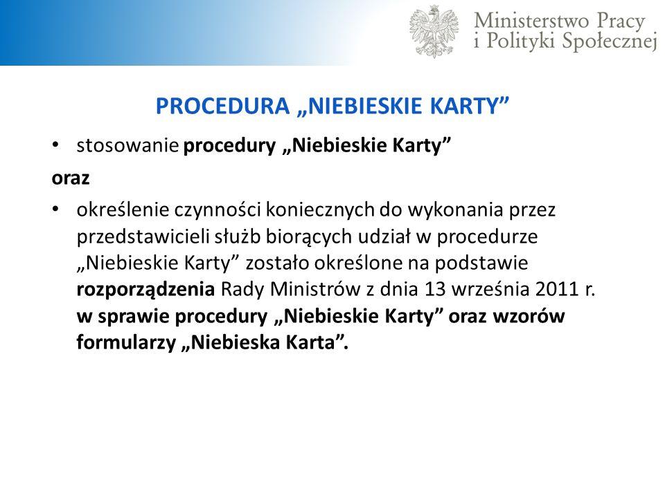 """PROCEDURA """"NIEBIESKIE KARTY stosowanie procedury """"Niebieskie Karty oraz określenie czynności koniecznych do wykonania przez przedstawicieli służb biorących udział w procedurze """"Niebieskie Karty zostało określone na podstawie rozporządzenia Rady Ministrów z dnia 13 września 2011 r."""