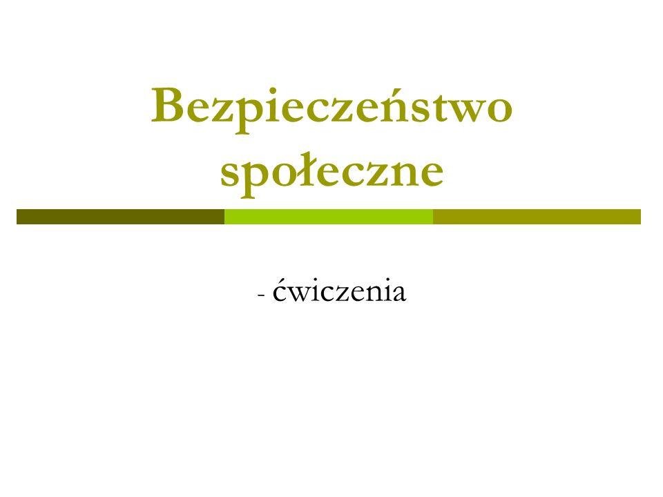 Bezpieczeństwo społeczne  Liczba godzin: 8  Prowadzący: Leszek Baran  Mail: lbaran@wsiz.rzeszow.pl  Konsultacje: po zajęciach, także w soboty w godz.