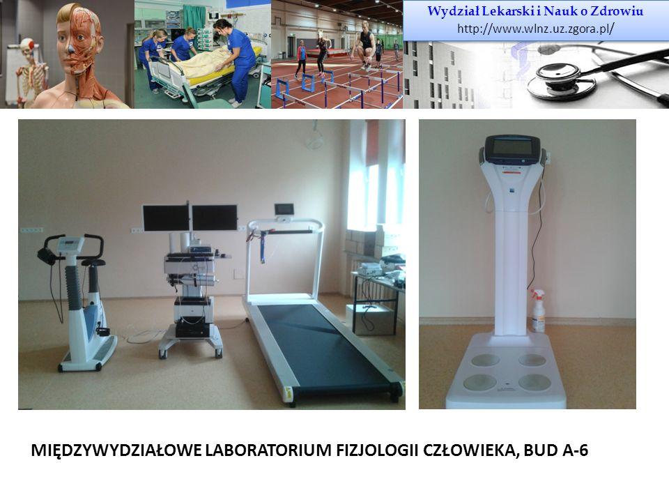 Wydział Lekarski i Nauk o Zdrowiu http://www.wlnz.uz.zgora.pl / Wydział Lekarski i Nauk o Zdrowiu http://www.wlnz.uz.zgora.pl / MIĘDZYWYDZIAŁOWE LABOR