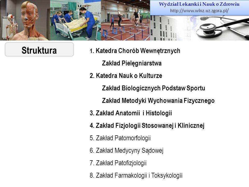 Wydział Lekarski i Nauk o Zdrowiu http://www.wlnz.uz.zgora.pl / Wydział Lekarski i Nauk o Zdrowiu http://www.wlnz.uz.zgora.pl / MIĘDZYWYDZIAŁOWE LABORATORIUM FIZJOLOGII CZŁOWIEKA, BUD A-6