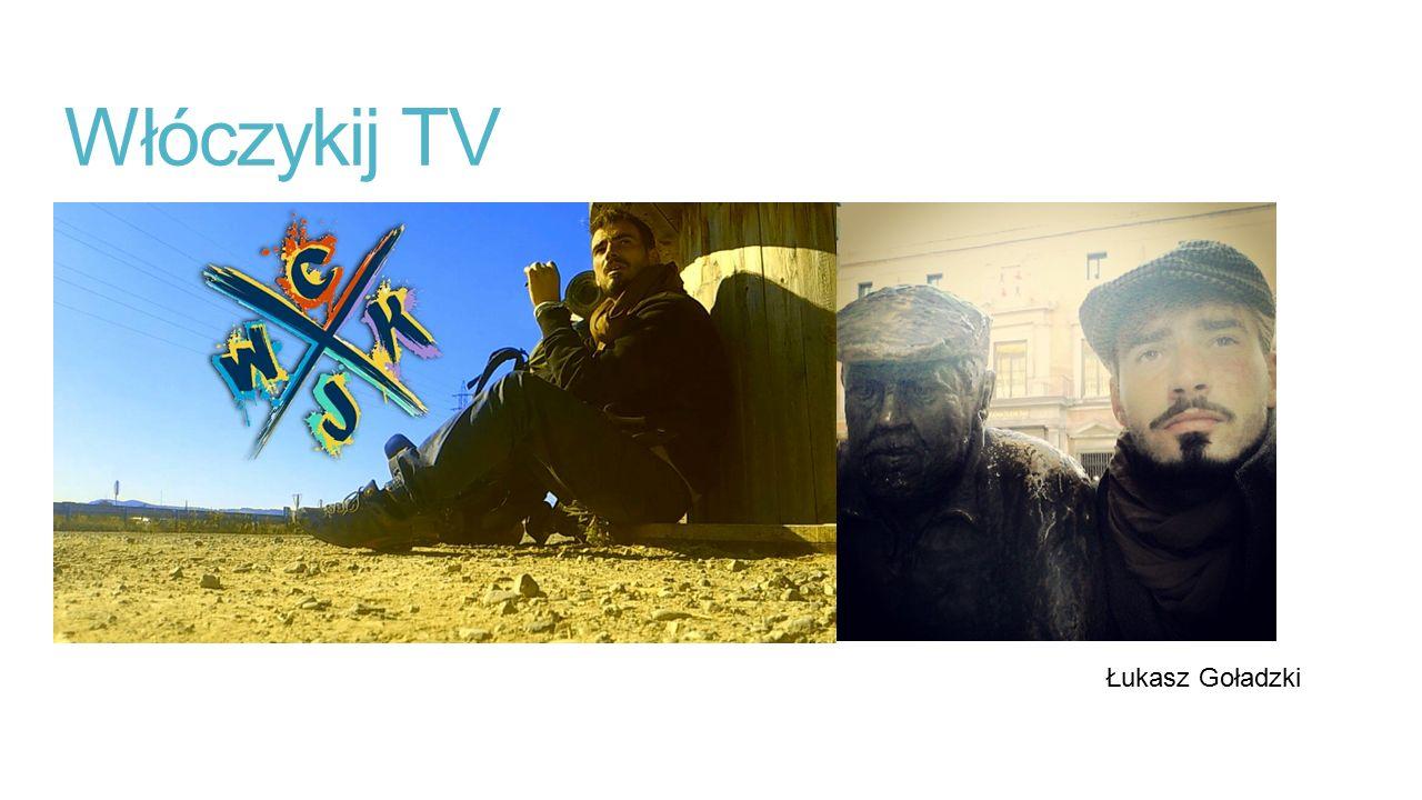 Włóczykij TV Łukasz Goładzki