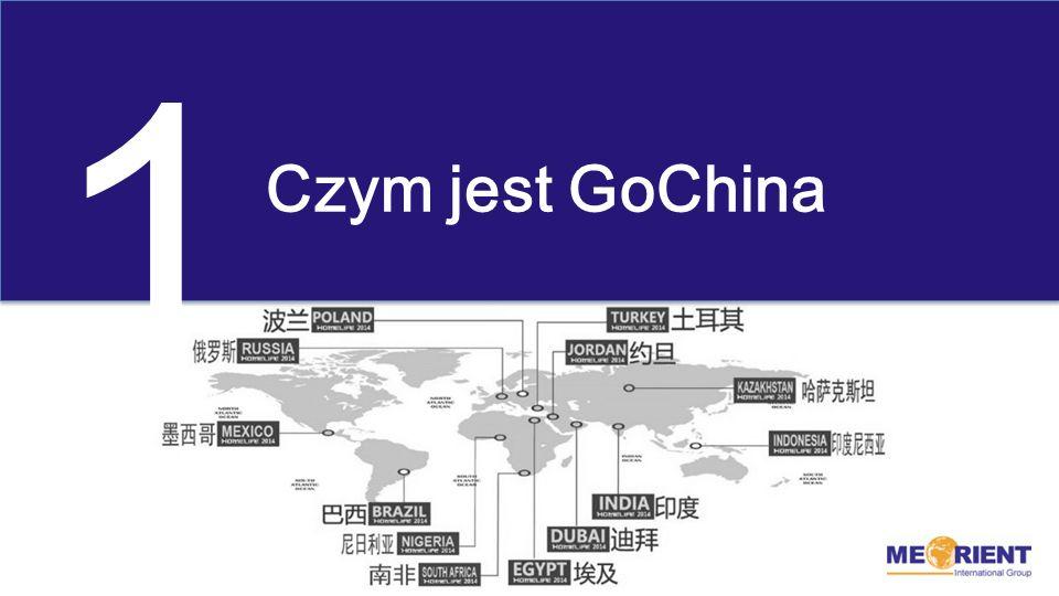 Что такое GoChina 1