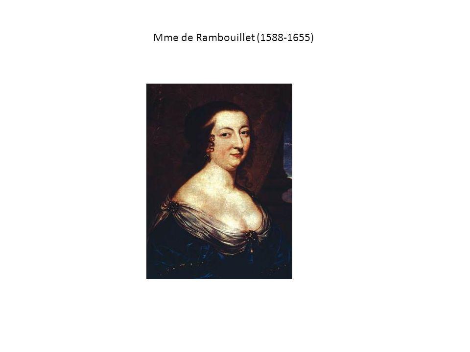 Mme de Rambouillet (1588-1655)